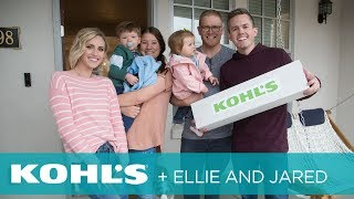 Rewarding The Everyday With Ellie & Jared | Kohl's