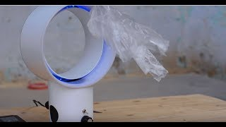 How to make a Blade-Less Table Fan at Home