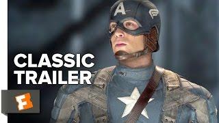 Captain America: The First Avenger (2011) Official Trailer - Chris Evans Superhero Movie HD