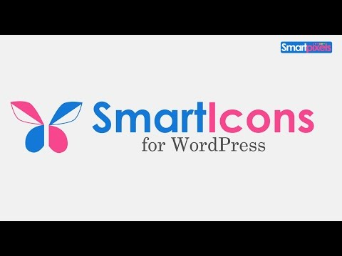 Smarticons For WordPress