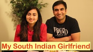 My South Indian Girlfriend  | Lalit Shokeen Comedy |