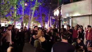 Street Performance in Tehran 2018 - نی انبان نوازی در تهران