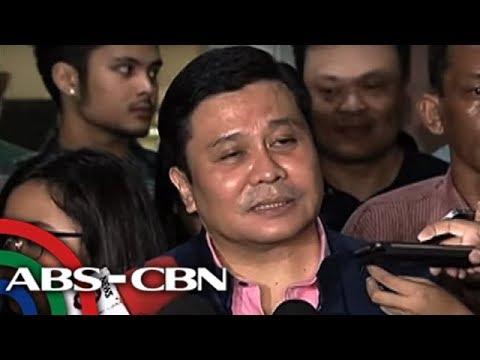 TV Patrol: Jinggoy Estrada, pansamantalang nakalaya