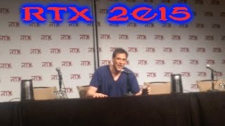 RTX 2015 - Joel Heyman - Pre not suppose to talk about panel
