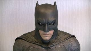 Hot Toys BVS Batman Pose Tips & Tricks