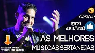 O MELHOR DO SERTANEJO (2017)