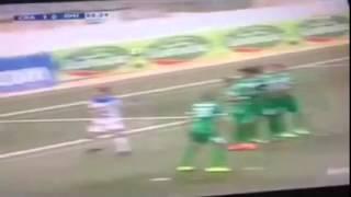 فضيحة في الدوري المغربي