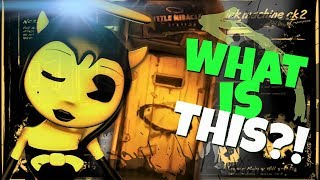 BATIM CHAPTER 3 | Little Miracle Stations EXPLAINED! (Bendy and the Ink Machine Theories)