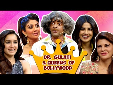 Xxx Mp4 Dr Gulati And Bollywood Queens Best Indian Comedy The Kapil Sharma Show 3gp Sex