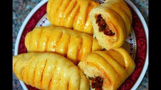 Bread Roll With Spicy Egg Filling | Tasty Masala Roll | Malayalam Cooking Channel