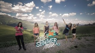 Longboard Girls Crew France - Road Trip Summer Meet