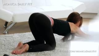 SEXY BOOTY GIRLS YOGA - BUTT WORKOUT