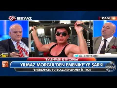 Ahmet Çakar: 'Yılmaz Morgül seni hiç sevmedim'