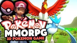 Pokemon MMORPG 3D - LEGENDARIES & MORE! (THE BEST 3D POKEMON MMO) Episode #03