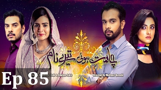Chahat Hui Tere Naam - Episode 85  Har Pal Geo uploaded on 18-04-2017 2357 views