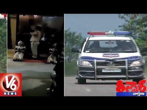 Xxx Mp4 3 Hyderabad Police Constables Arrested For Extorting Massage Center Teenmaar News V6 News 3gp Sex