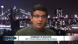 Malzberg | D'Souza On Trump: Most Politically Incorrect Man In America, Not Scared Of Being Rich
