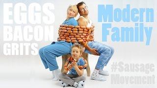 Sausage Rap: MODERN FAMILY Edition #SausageMovement