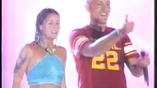 Aqua - Roses Are Red + Barbie Girl (Live - No Playback - World Dance Music Sevilla - Spain. 1997)