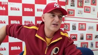 Vujity Tvrtko elárulta, miért visel folyton sapkát