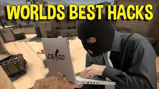 CS:GO THE WORLDS BEST HACKER LEGIT (FUNNY MOMENTS OVERWATCH)
