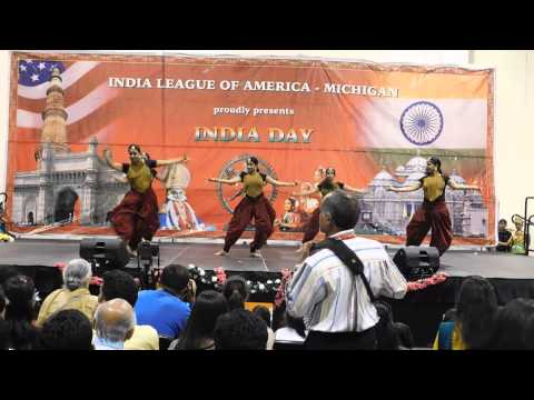 Thandav Dance Team-Mamatala talli, nagada, cinema choopistamava, chennai beats - India Day 2015