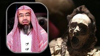 مخيف جدا حقيقة ظهور الجن للانسان مع الشيخ نبيل العوضي