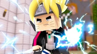 Minecraft: BORUTO - BORUTO DESPERTOU O TENSEIGAN #32