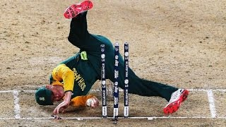 Top 20 Best Run Outs in Cricket History ever in HD|Updated 2015