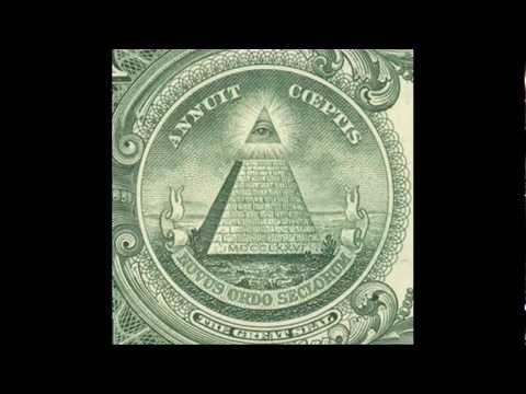 Símbolos Illuminatis en el Dólar