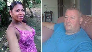 Nachdem er zu seiner Online Freundin in die Karibik flog, wusste niemand was aus ihm wird