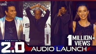 2.0 Audio Launch | Rajinikanth, Akshay Kumar | Shankar | A.R. Rahman