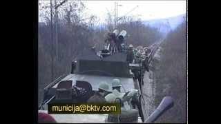 Manevarska municija - Voz Krajina Ekspres