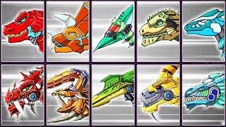Dino Robot Corps + Toy Robot War Gameplay | Eftsei Gaming