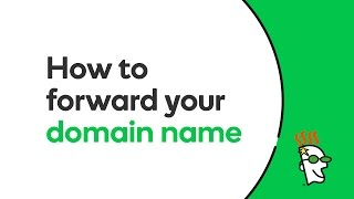 How To Use A Domain for Forwarding To Another Website | GoDaddy Help