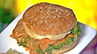 Dhe Ruchi I Ep 166 - Hariyali Chicken & Peri Peri Chicken Burger I Mazhavil Manorama