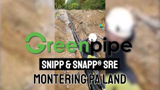 Snipp & Snapp SRE montering land