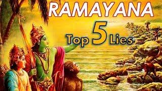 Top 5 Lies Told About Ramayana   Hinduism Explored