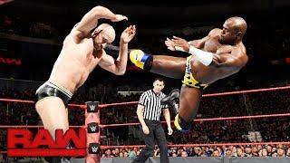 Apollo Crews & Titus O'Neil vs. Cesaro & Sheamus: Raw, June 19, 2017