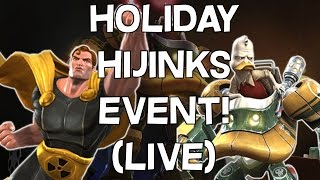 Howard and Hyperion's Holiday Hijinks Heroic Live! - Marvel Contest of Champions