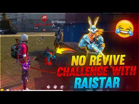 No Revive 20 Kill Challenge With Raistar
