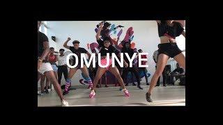 OMUNYE | Destruction Boyz | AdilaRingz Choreography | Afrofusion Master Class