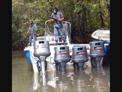 Los Pescadores Del Golfo y Los Sicarios L