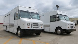 Movie Kitchens, Motion Picture Catering Truck by MSV