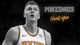   MIX   Kristaps Porzingis • Heart Afire • FV SPORTS ®
