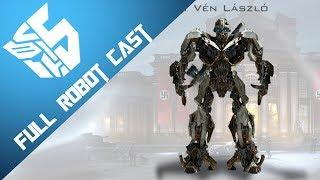 Transformers 5 - Official Robot Cast