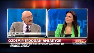 Özdemir Erdoğan: Masonluktan ayrılınca beni görmezden geldiler