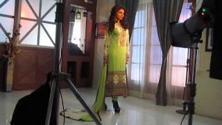 Shrelyn Chopra salwar kameez Shoot