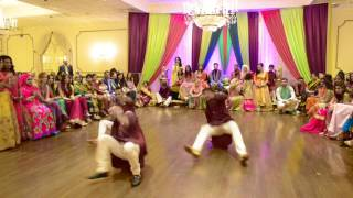 Best Mehndi Dance 2016 - Panda Melody 2.0 - All Star Line-Up
