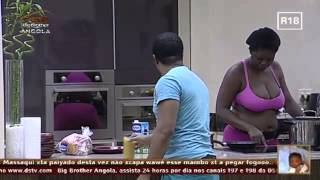 Big Brother Angola - E o